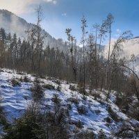 Облака в горах :: Марат Макс