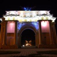 Триумфальная арка в Новочеркасске. :: Береславская Елена
