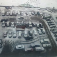 Астана. Погода испортилась... :: Светлана Ященко