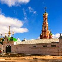 Вознесенский женский монастырь в Тамбове. :: Александр Тулупов