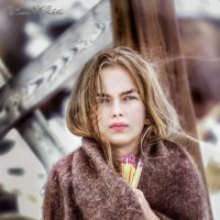 Девочка со спичками :: Жанна Новикова