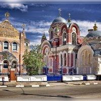 Храм св. кн. Михаила Тверского г. Елец :: Laborant Григоров