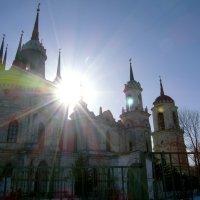 Церковь :: Сергей Куликов