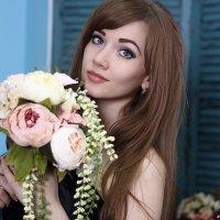 Красота - она женского пола :: Анастасия Тищенко