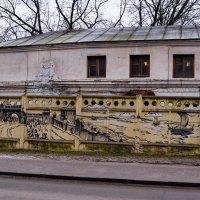 Граффити. Стена истории. :: Владимир Болдырев