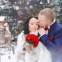 зимняя сказка Вадима и Вероники :: Ирина