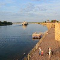 река Дон.. :: Виктор ЖИГУЛИН.