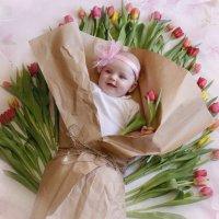 Букет для мамы :: Наталия Лисунова