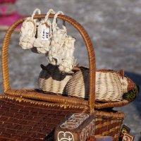 Лопоточки для домового :: Наталия Григорьева