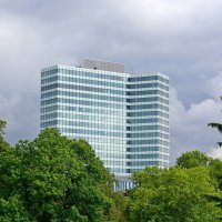 """Офисный центр """"EMPORIO"""" в Гамбурге :: Денис Кораблёв"""