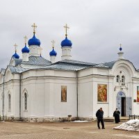 Церковь Успения Пресвятой Богородицы в Завидово. :: Юрий Шувалов