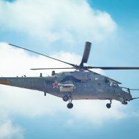 Ми-24ВМ(Ми-35М-3) :: Евгений Евгеньевич