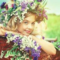 Цветы жизни :: Ольга Малинина