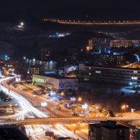 Доброй ночи Владивосток :: Таня Козюкова