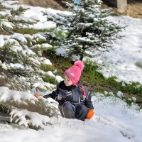 Ох уж эта зима - никак не хочет заканчиваться! :: Мария Климова