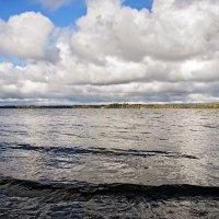 Осенние облака :: Galina