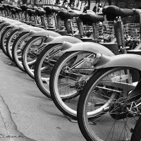 Я буду долго гнУть велосипед... :: Александр Амеличкин