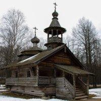Витославлицы.Церковь :: Денис Матвеев