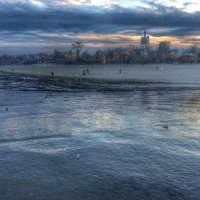 Вечер на Балтийском море, Сопот :: Николай Милоградский