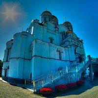 Храм на сопке Тобольской :: Сергей Казаченко