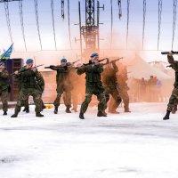 Выступление спецназа_6 :: Оксана Сафонова