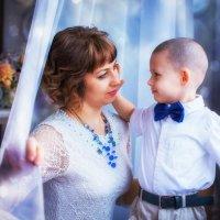 Любовь сына :: Наталья Захарова