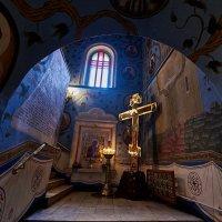 В монастыре :: Игорь Иванов