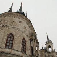 Владимирская церковь в Быково :: esadesign Егерев