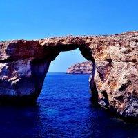 Лазурное окно (Мальта) :: Андрей Кирилловых