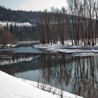 Река :: Татьяна Губина