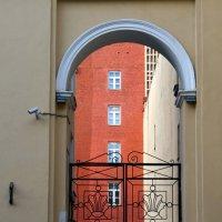 Краски города :: Валентина Харламова