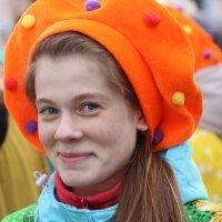 карнавальный портрет :: Евгений Воронков