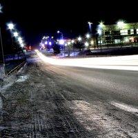 Ночное сияние :: Яночка Гарбузова