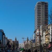 Центральная улица Антверпена :: Witalij Loewin