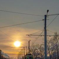 Мороз и солнце :: Константин Бобинский