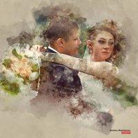 Свадьба Юрия и Виктории :: Андрей Молчанов