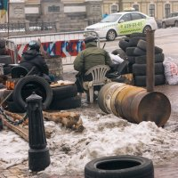 Украина, Киев, Майдан - 02 Фев 2014 :: Николай Н