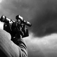Призрак с камерой :: Сергей Огарёв