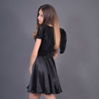 Чёрный ангел :: Алёна Васильева