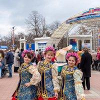 Русские красавицы. :: Геннадий Оробей