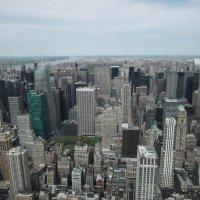 Нью Йорк с высоты :: Natalia Harries