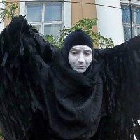 Черный ворон. :: Чария Зоя