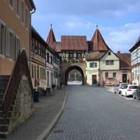 Городские ворота.. :: Эдвард Фогель