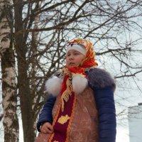 Маленькая участница праздника :: Екатерррина Полунина