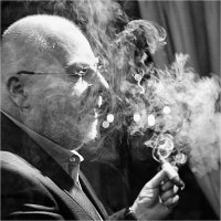 pro дым :: Марина Буренкова
