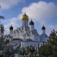 Николо-Урюпино. Церковь Николая Чудотворца. :: vkosin2012 Косинова Валентина
