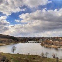 весенний пейзаж :: юрий иванов