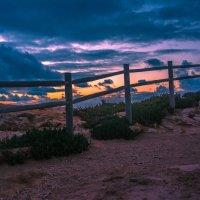 Краски неба :: Елена Гажиу