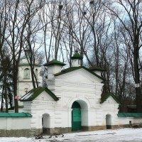Церковь Дмитрия Мироточивого. Псков :: Светлана Агапова