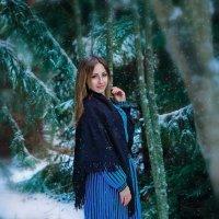 Зимний лес-это тоже сказка... :: Юлия Журавлёва